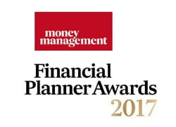 Money Management Financial Planner Awards Logo